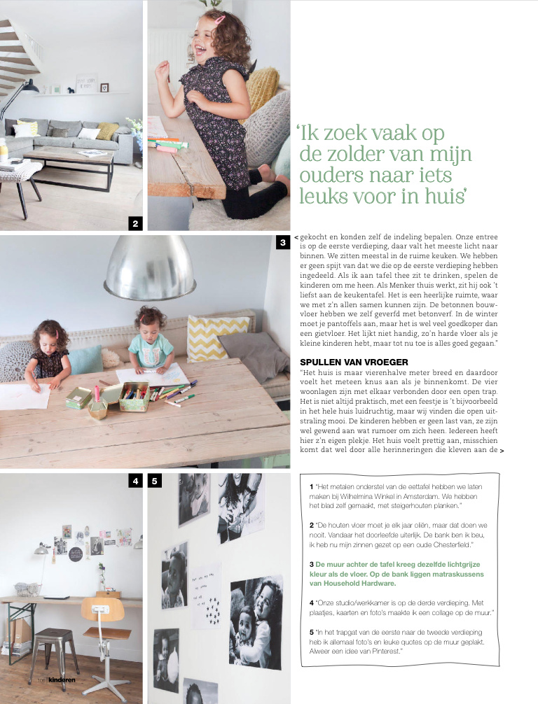 Dutch family home | studiowolk.nl
