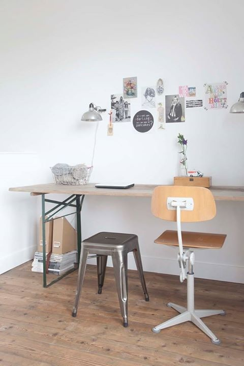 Home office of studiowolk.nl | photo by Celine Nuberg